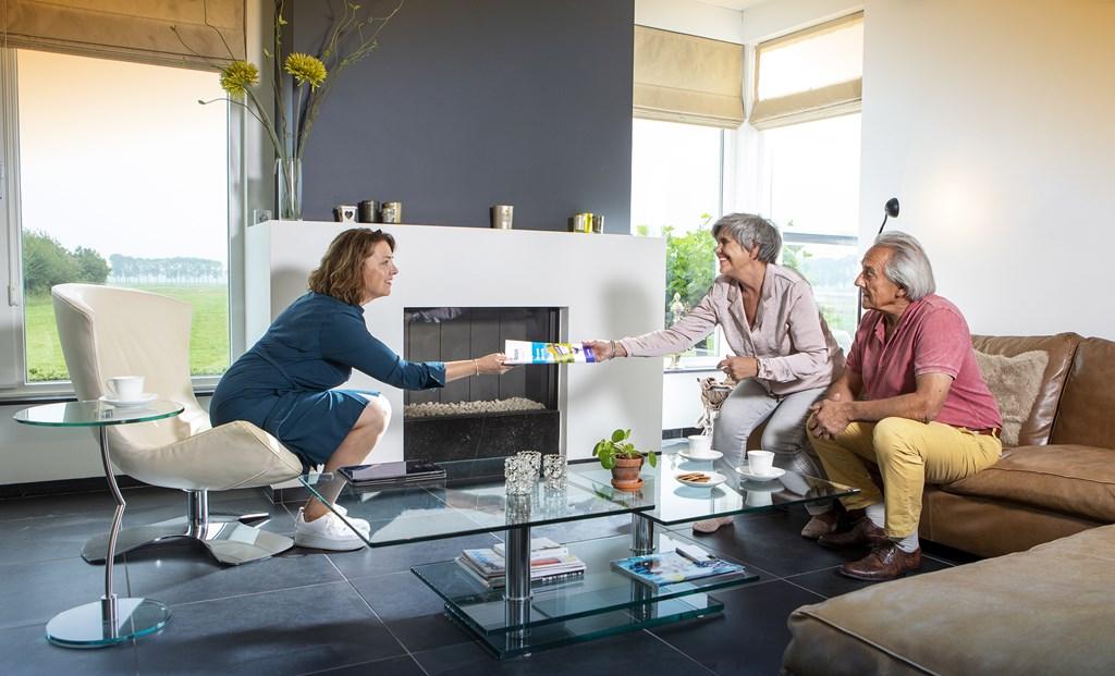 Ons team helpt je bij de verkoop van je huis