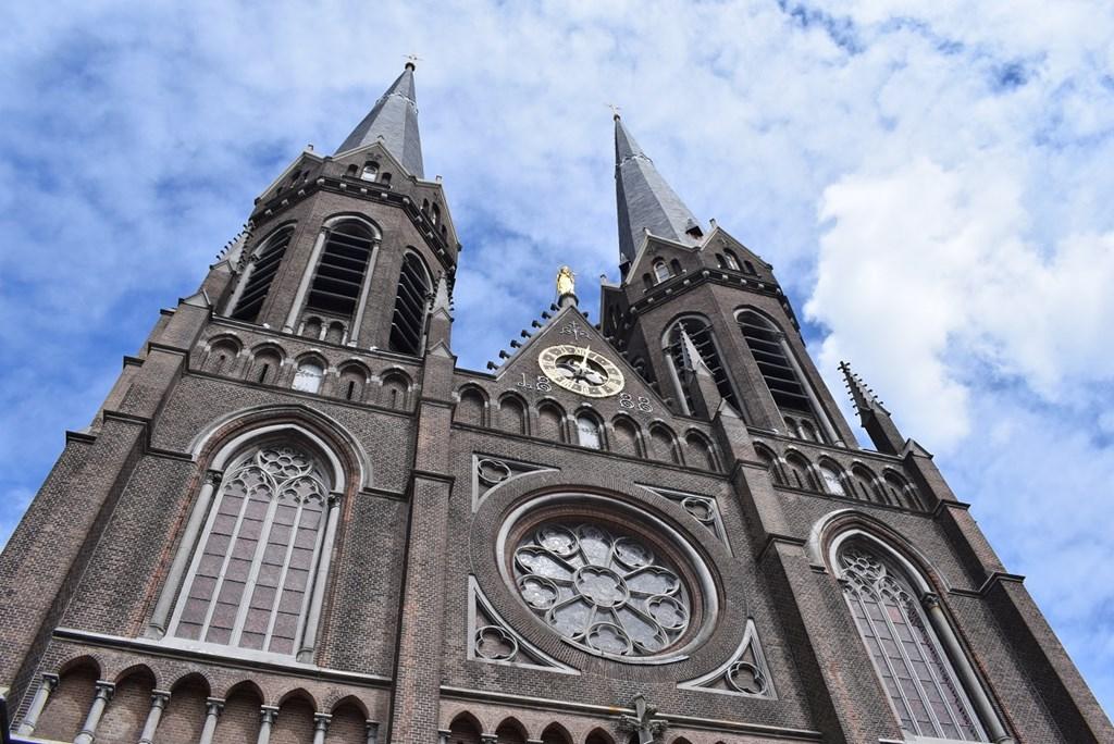 De 5 hoogste gebouwen in Tilburg
