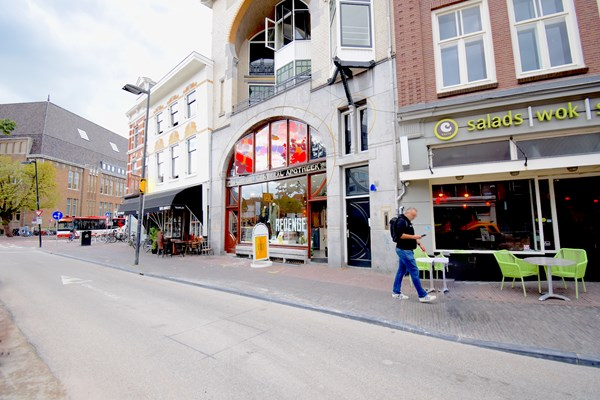 Voorkant Voorstraat 6 - bron JB Retail
