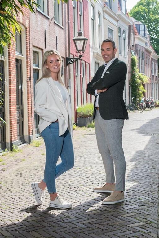 Ivo van der Leek & Naomi Kleine