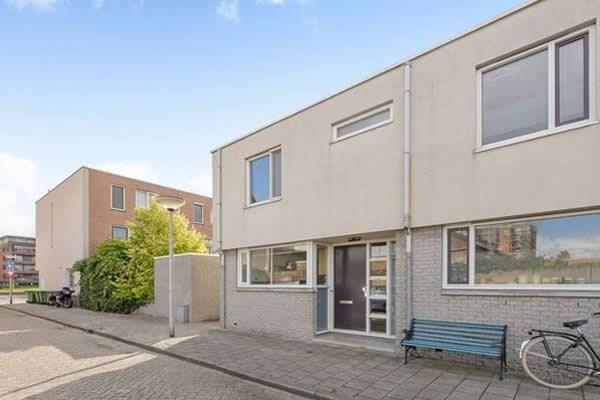 Hillenlaan 1, Delft
