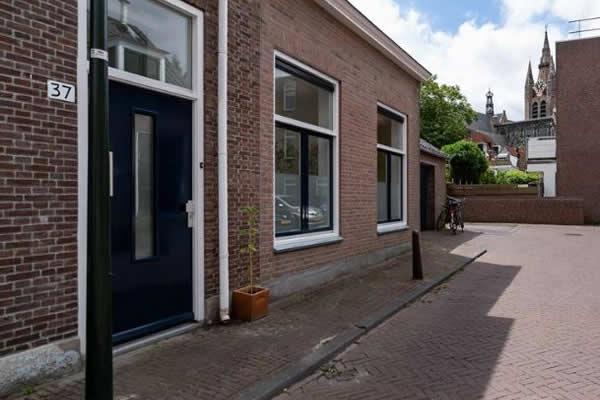Minderbroerstraat 37, Delft