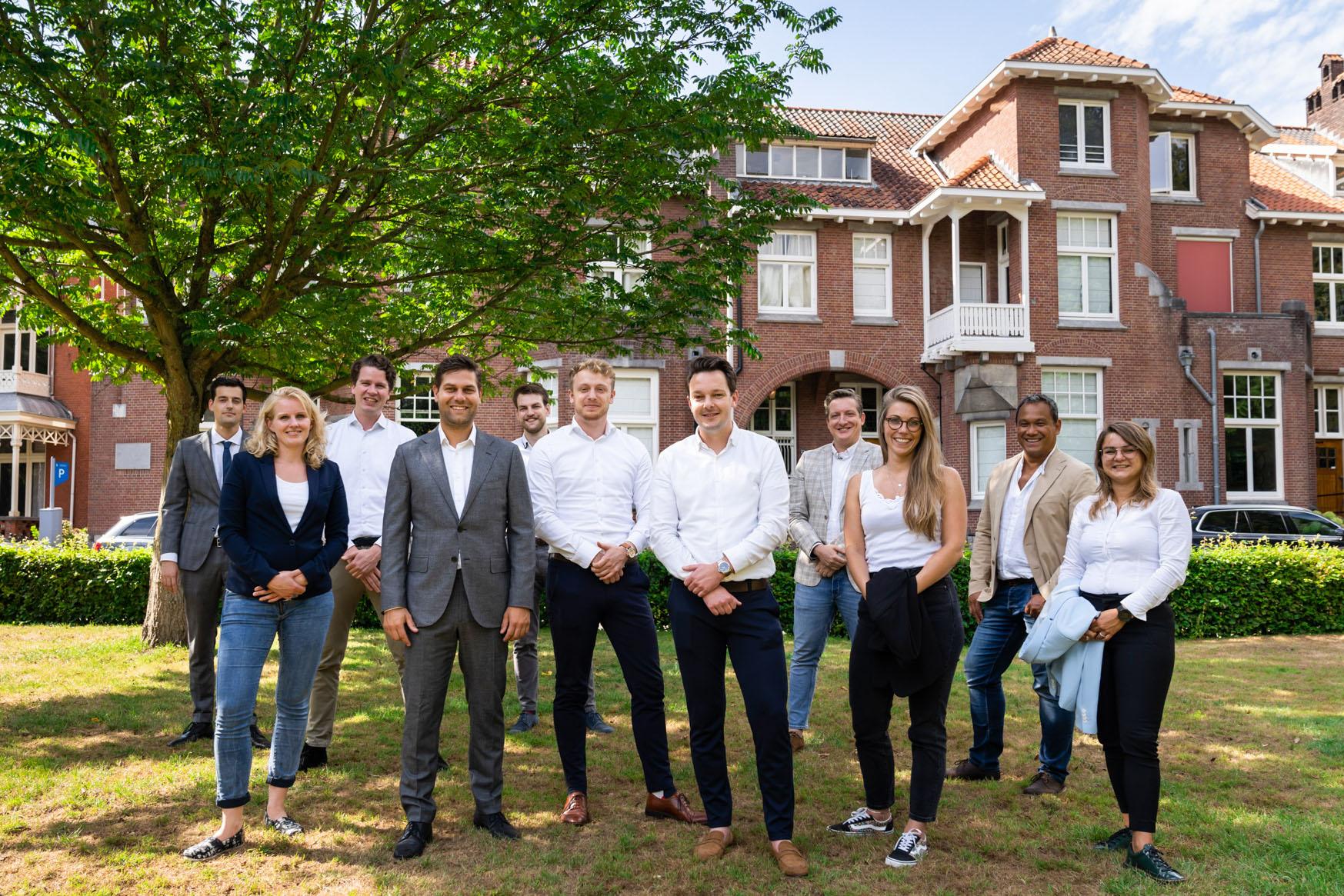 starthousing makelaar utrecht rotterdam team