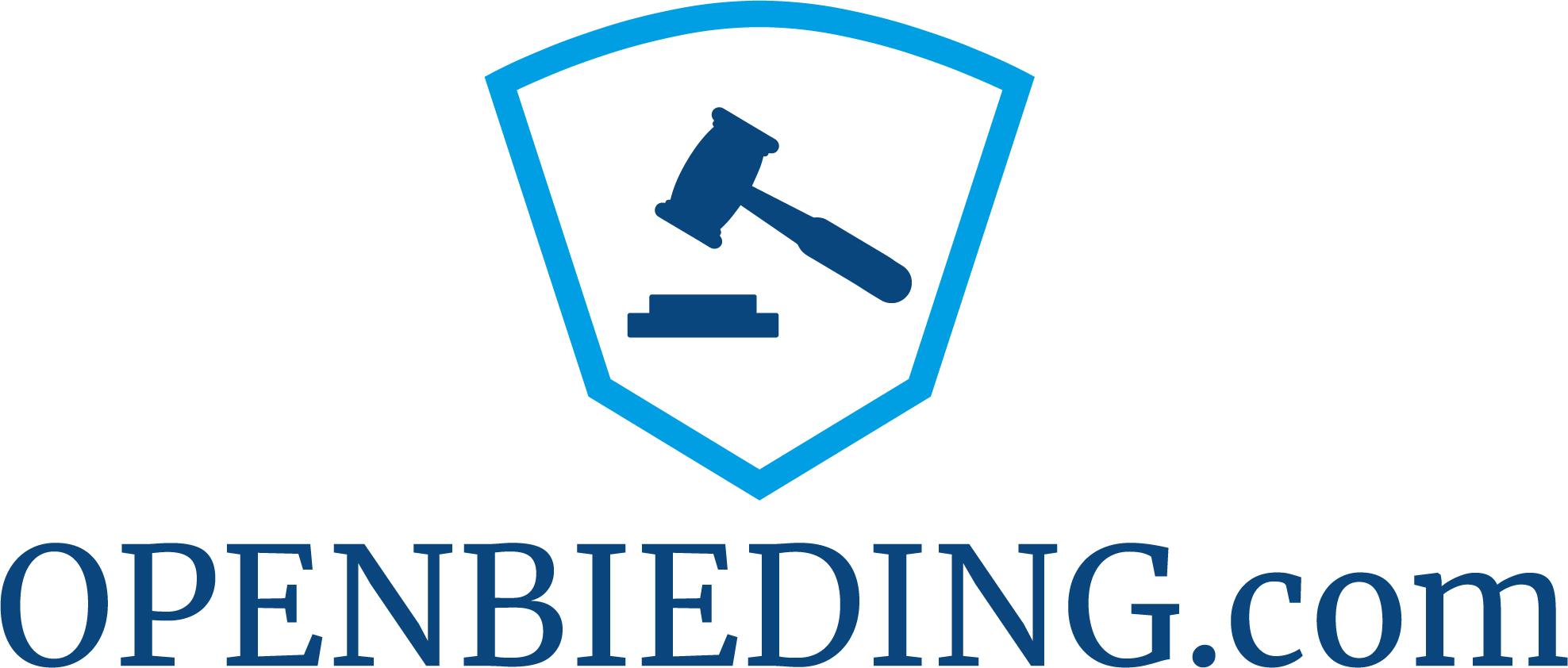 OPENBIEDING.com logo