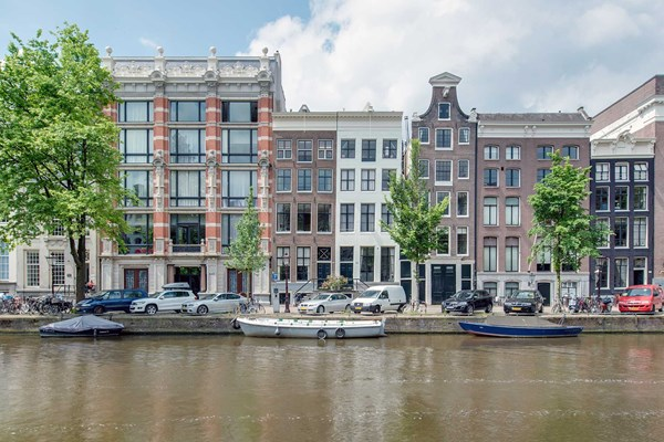 Amsterdam canals Amstelland estate agents