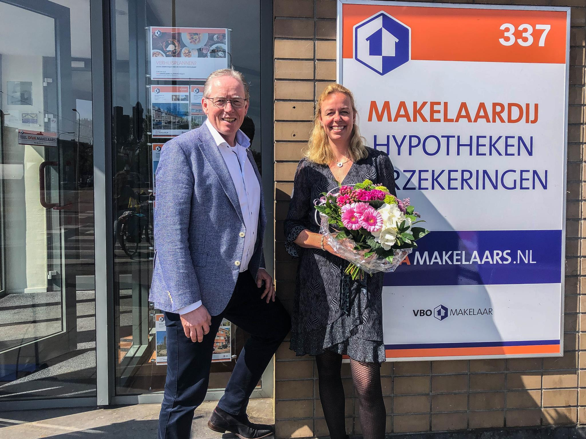Het team van DIVA Makelaars breidt uit met makelaar-taxateur Marcella Kapelle