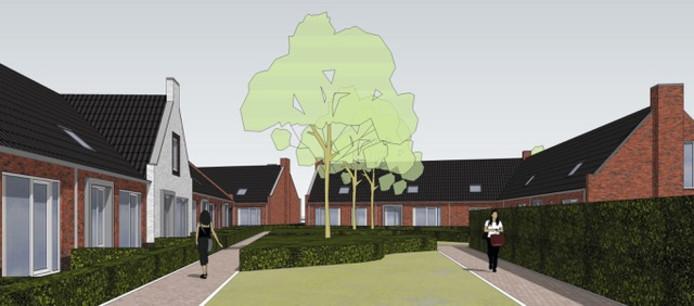 Massale belangstelling voor 'klein Soestdijk' in Hasselt