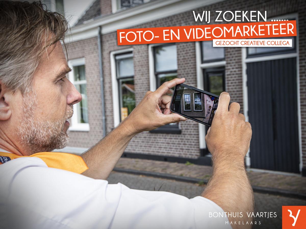 Ben jij thuis in foto- en videografie?
