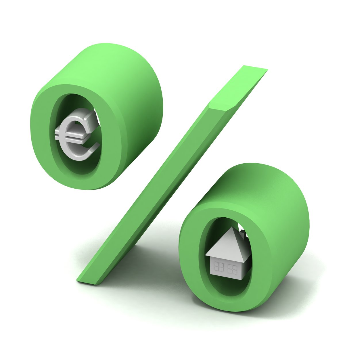 Hypotheekrente omlaag
