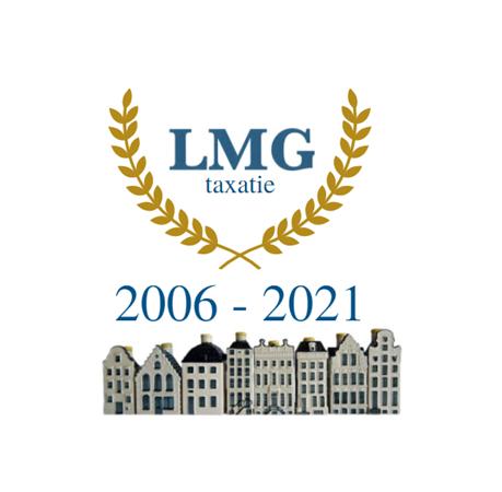 LMG taxatie van 2006 tot 2021