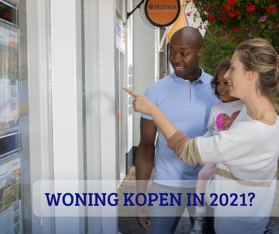 Veranderingen in woningmarkt 2021