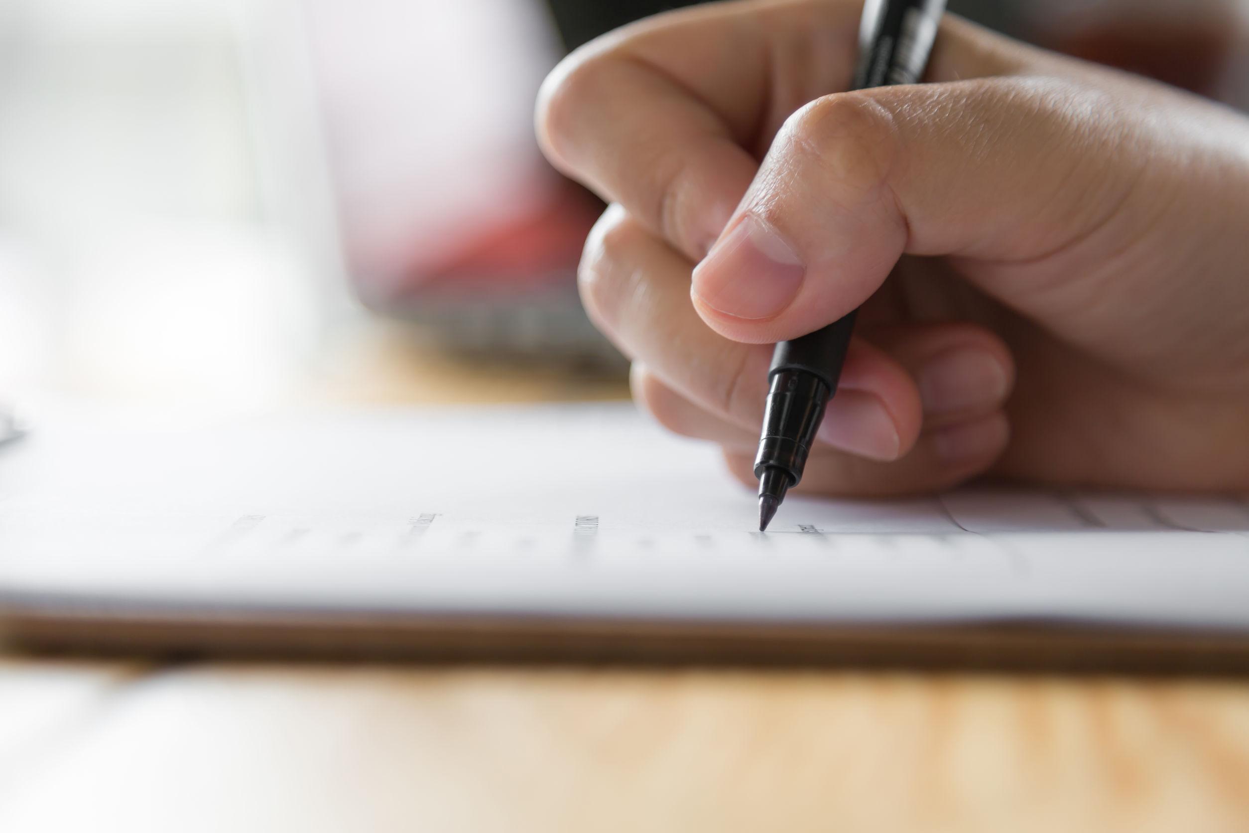 Checklist bezichtiging