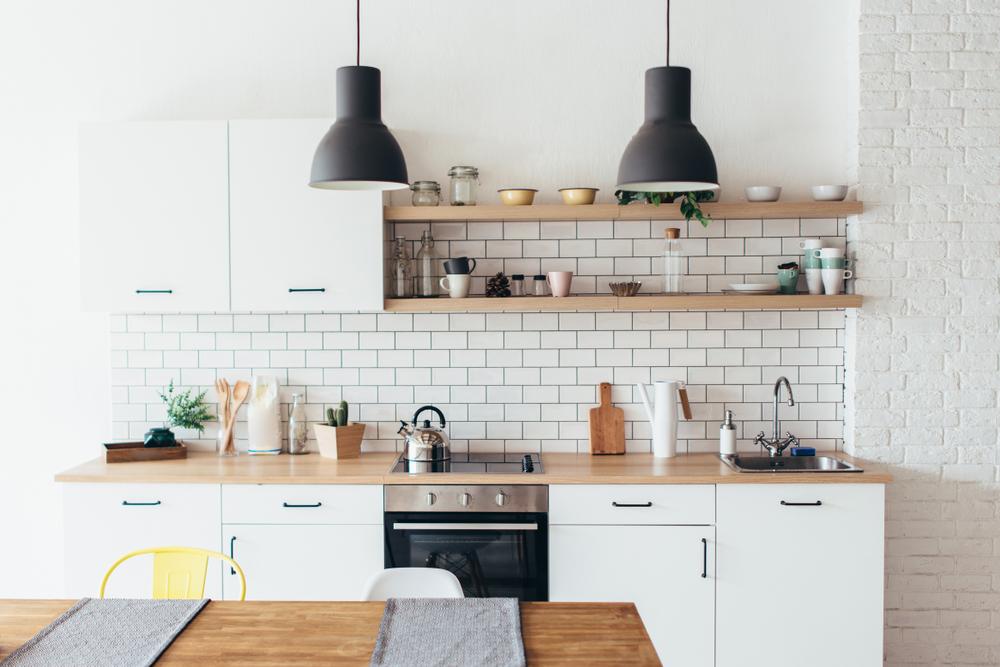 Makkelijk je keuken opfrissen